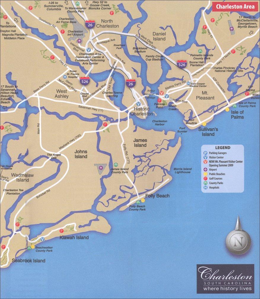 map sullivan s island map kiawah seabrook map downtown city parking ...