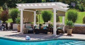 Add a Pergola to your Yard