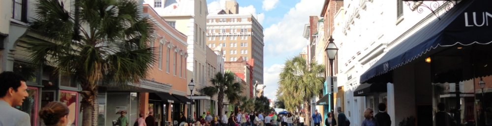 Charleston's Finest City Guide